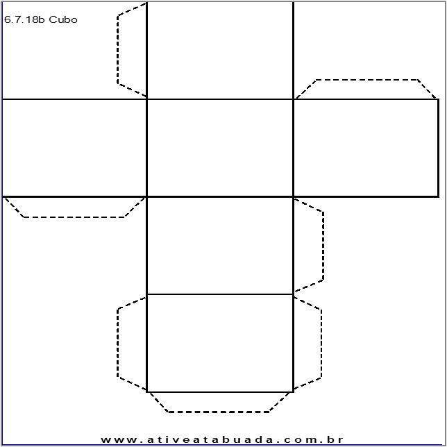 Atividade 6.7.18b Cubo